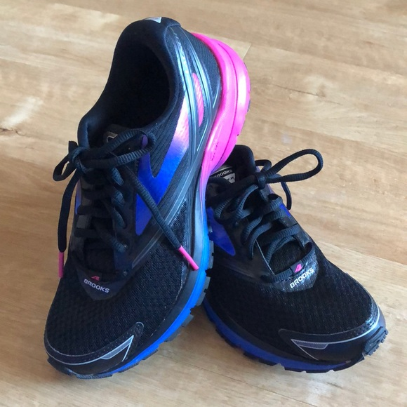 12f555bcf195 Brooks Shoes - Brooks Launch 4 Road Women s Running Shoes ...